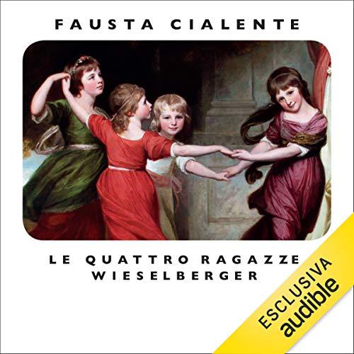 Le quattro ragazze Wieselberger copertina