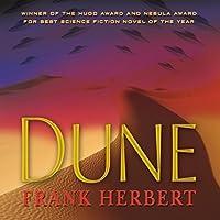 Dune audio book