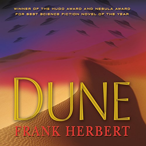 Dune                   By:                                                                                                                                 Frank Herbert                               Narrated by:                                                                                                                                 Scott Brick,                                                                                        Orlagh Cassidy,                                                                                        Euan Morton,                   and others                 Length: 21 hrs and 2 mins     45,592 ratings     Overall 4.6