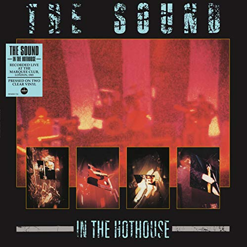 In the Hothouse (2-Lp Clear Vinyl) [Vinyl LP]