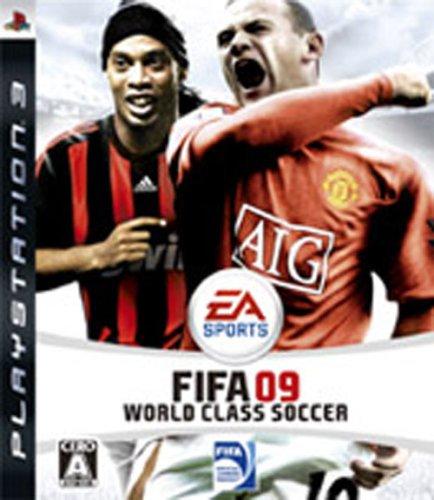 FIFA Soccer 09 (japan import)