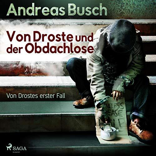 Von Droste und der Obdachlose audiobook cover art