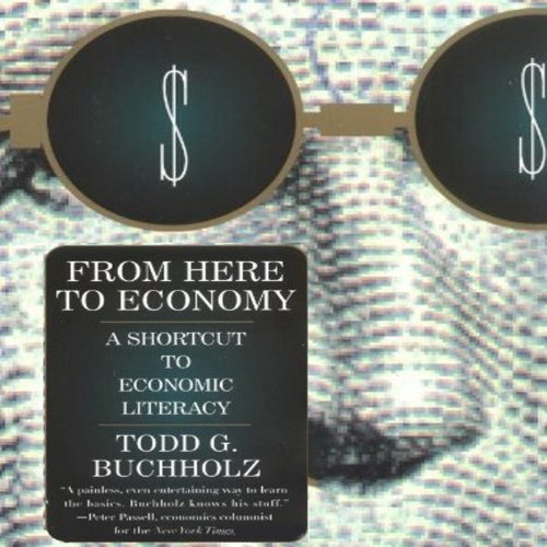 From Here to Economy audiobook cover art