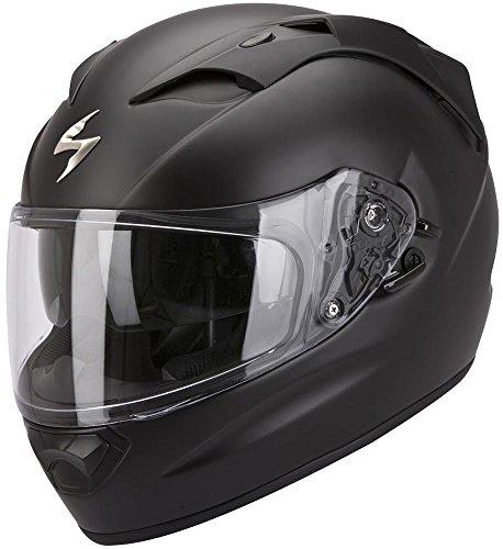 Scorpion Helm 45–100–10–07exo-1200Air Fasern tricomposite [Außen, Schwarz
