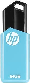 HP v150w 64 GB USB 2.0 Flash Drive (Blue)