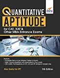 Quantitative Aptitude for CAT, XAT & other MBA Entrance Exams 5th Edition