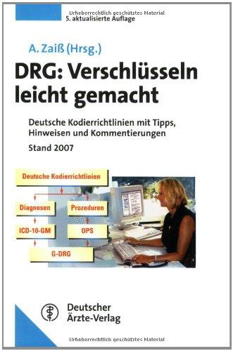 DRG: Verschlüsseln leicht gemacht