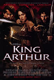 Best keira knightley king arthur film poster Reviews