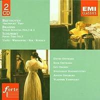 Piano Trio 7 / Piano Trio 1 / Violin Sonatas (2004-01-01)