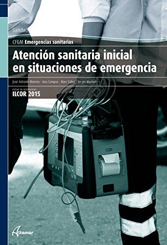 Atención sanitaria inicial en situaciones de emergencia. (