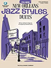 Still More New Orleans Jazz Styles Duets: Early Intermediate Level
