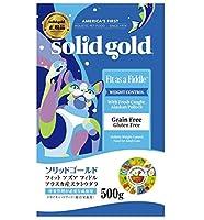 ソリッドゴールド フィット アズア フィドル(猫用) 500g