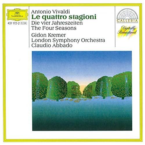 Le Quattro Stagioni (Concerto In Mi Maggiore Rv269,Concerto In Sol Minore Rv315