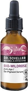 Dr Scheller Anti-Age De-Pigment Serum Organic Wild Rose 1 0 fl oz 30 ml