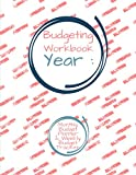 Undated Budgeting Workbook | Detailed Manager | Monthly Budget Planner & Weekly Budget Tracker Journal Notebook: Yearly To Daily Financial Organizer & ... & Tracking - Colored Or Black & White)