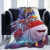 Yuantaicuifeng Mantas para Cama Sobrecama Super Wings Novelty Blanket Fleece Throw Blanket Super Soft Lightweight for Adults