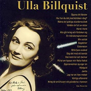 Ulla Billquist