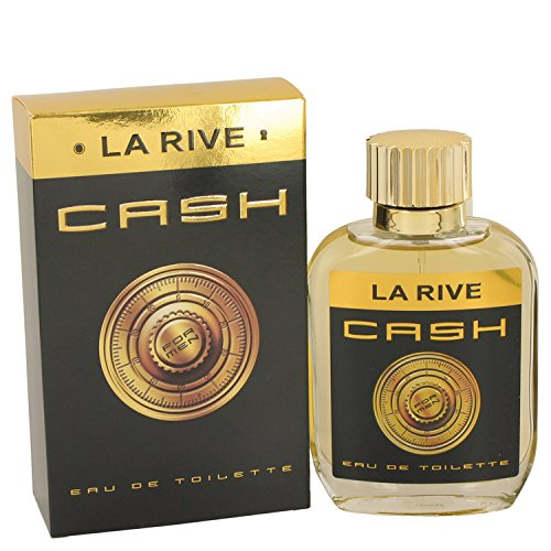 LA RIVE Cash Man, Eau de Toilette, 1er Pack (1 x 100 ml)