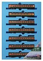 マイクロエース Nゲージ 153系・湘南色・急行 水郷 7両セット A3977 鉄道模型 電車