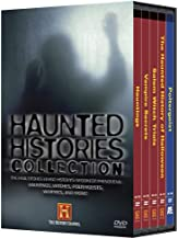 Haunted Histories Collection: (Hauntings / Vampire Secrets / Salem Witch Trials / The Haunted History of Halloween / Poltergeist)