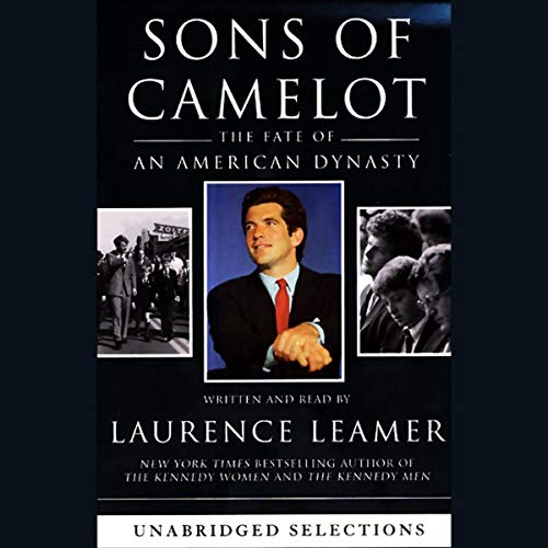 Sons of Camelot audiobook cover art
