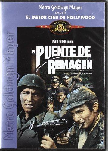 El Puente De Remagen (Slim) [DVD]