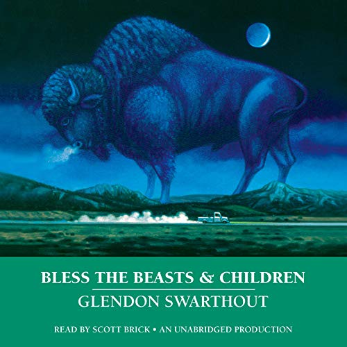 Bless the Beasts and Children audiobook cover art