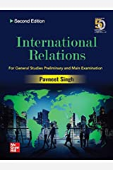 International Relations for General Studies Preliminary and Main Examination Paperback