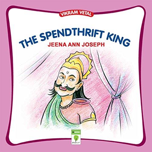 The Spendthrift King audiobook cover art