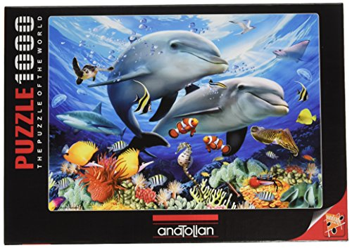 Anatolian/Perre Group ANA.3131 - Puzzle - Beneath The Waves, 1000-Teilig