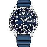 Citizen Promaster Marine NY0141-10L - Reloj de buceo automático para...
