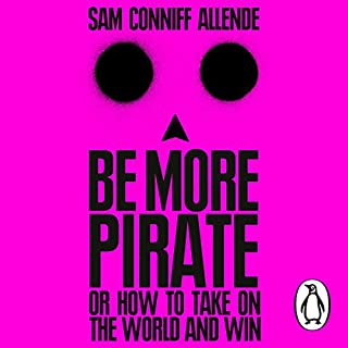 Be More Pirate cover art
