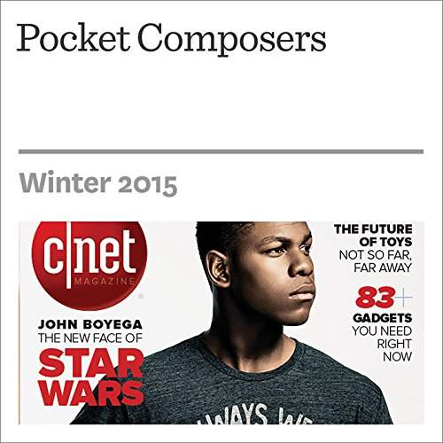 Pocket Composers audiobook cover art