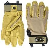 PETZL K52LT Cordex Large Lightweight Glove, Tan