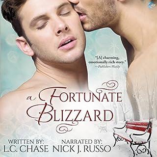 A Fortunate Blizzard cover art