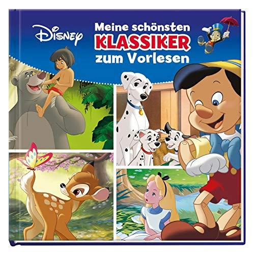 Disney: Meine schönsten Klassiker zum Vorlesen (Disney Klassiker)