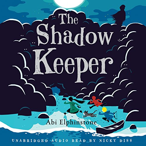 The Shadow Keeper audiobook cover art