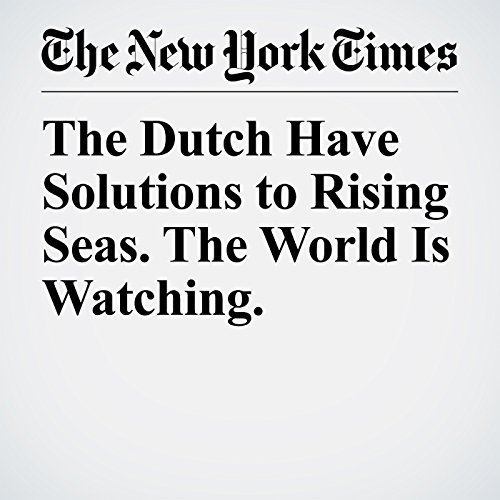 The Dutch Have Solutions to Rising Seas. The World Is Watching. copertina