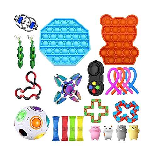 Antistress Spielzeug Anti Stress Sensorik Toys, Hohe Qualität Toy Figuren Balls Figet Bubble Popular für Von Kindern geliebt