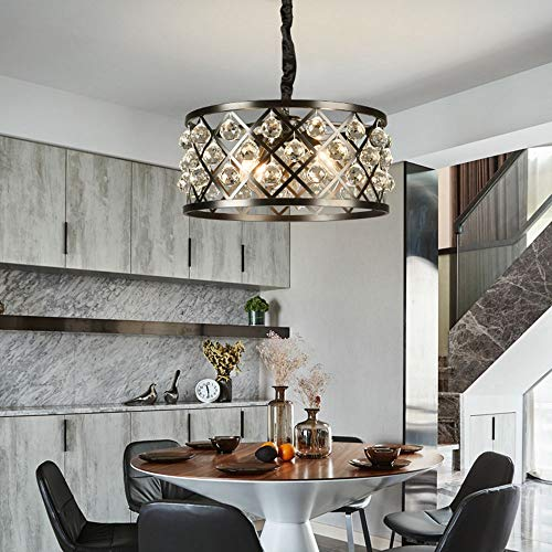 The only Good quality interieur Nordic American restaurant Retro glazen pinnen Industrial 4 x 46 x 46 cm E27 x 21 cm