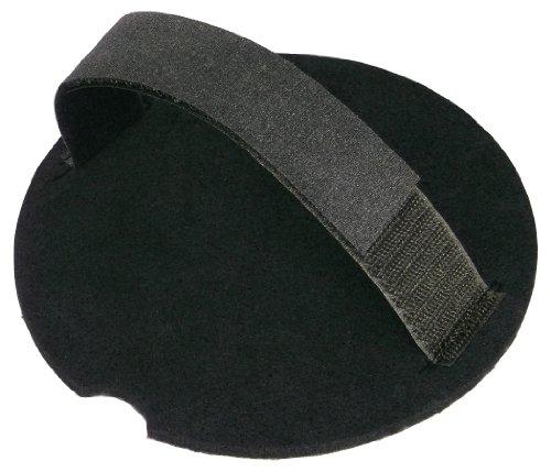 Lijado a mano almohadilla con correa ajustable para el disco de lijado Ø 150mm -Almohadilla de Lijado disco de pulido para el lijado mano - DFS