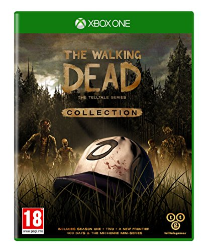 The Walking Dead - Telltale Series: Collection - Xbox One [Edizione: Regno Unito]