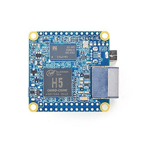 nanopi Neo2Allwinner h5,64Bit, Quad-Core A53Demo Junta, Running ubuntucore