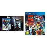 LEGO Batman 3: Más allá de Gotham - Edición Exclusiva Amazon - PlayStation 4 + La LEGO Película: El Videojuego