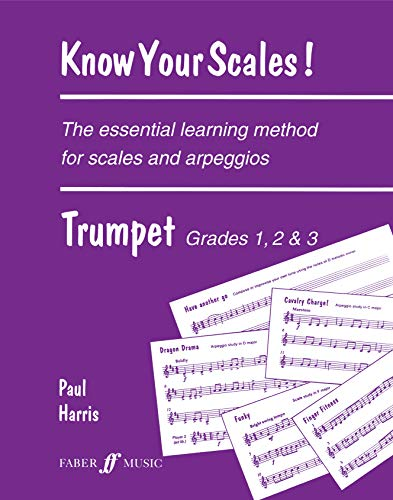 Know Your Scales. Trumpet Grades 1 to 3