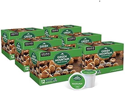 Green Mountain Coffee Roasters - Cápsulas de sabores surtidos