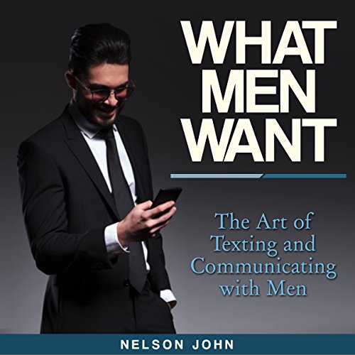 What Men Want audiobook cover art