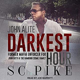 Darkest Hour: John Alite audiobook cover art