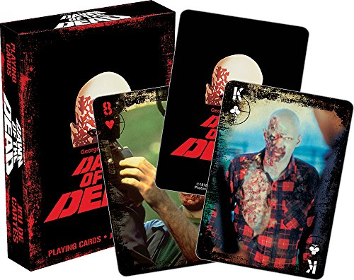 Aquarius Dawn of The Dead Playing Cards