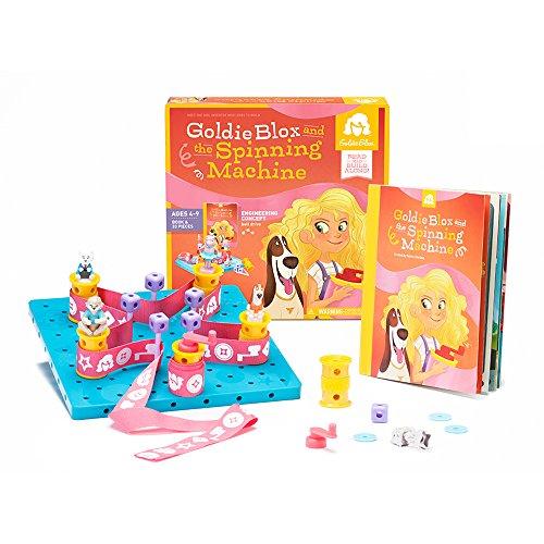 Goldie Blox - Juego de construcción (BT001)